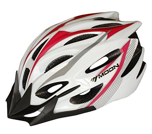 Moon casco para bicicleta de carretera y de montaña (MTB)