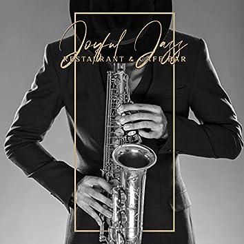 Joyful Jazz. Restaurant & Cafe Bar Background Music. Cheerful Sounds