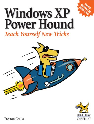 Windows XP Power Hound: Teach Yourself New Tricks (English Edition)
