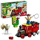 LEGO-DUPLO Toy Story Le train de Toy Story Jeu de construction, 2 Ans et Plus, 21 Pièces 10894