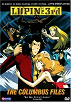 Lupin the Third: Columbus Files [DVD] [Import]