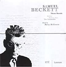 Samuel Beckett: Three Novels