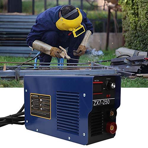 Máquina de Soldadura del Inversor ARC MMA-250Amp Soldador Inverter IGBT 20-250A Ajustable...