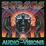 Kansas: Audio-Visions [Limited Turquoise Colored Vinyl] [Vinyl LP] (Vinyl)