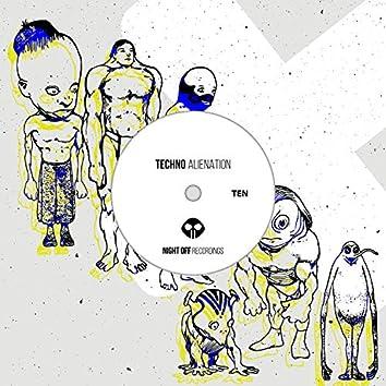 Techno Alienation Ten