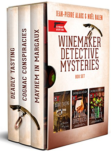 Winemaker Detective Mysteries Box Set: Deadly Tasting, Cognac Conspiracies, Mayhem in Margaux (The Winemaker Detective Series) (English Edition)