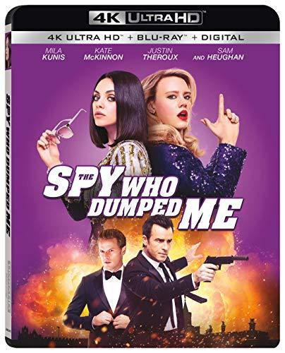 SPY WHO DUMPED ME [Blu-ray]