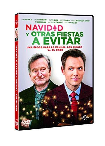 Navidad Y Otras Fiestas A Evitar [DVD]