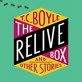 The Relive Box and Other Stories audiobook cover art