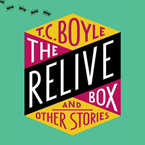 Couverture de The Relive Box and Other Stories