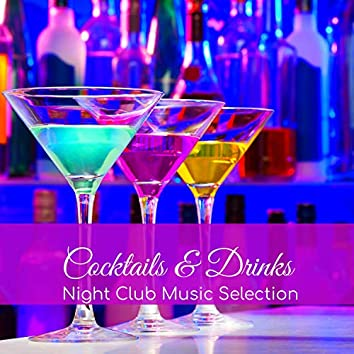 Cocktails & Drinks Night Club Music Selection - Electronic Background Music