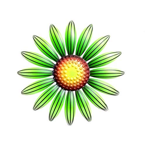 YANFANG 1 Corona de simulación,Día de la Madre Día de la Abeja Flor de Hierro Arte Guirnalda de Girasol Decoración de Guirnalda Artificial,Colores Surtidos decoración de Pared y vetana