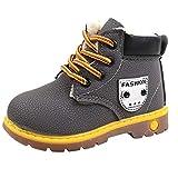 manadlian Chaussures Bébé Hiver Bébé Filles Shose Garçons Armée Enfant Style Loisir Boot Pas Cher Chaussures Chaudes Chaussures de Sport