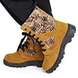 Zapatos de Seguridad para Hombre, Botas de Trabajo Anti-Rotura y Antipinchazos, Zapatos de Seguridad Ignífugos para Bomberos, Trabajadores Al Aire Libre, Montañismo (40)