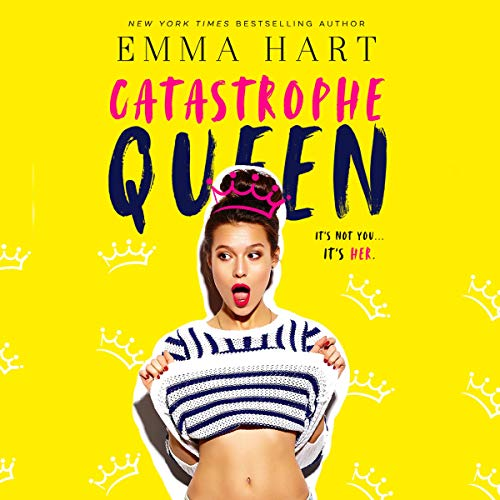 Catastrophe Queen cover art