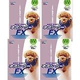 コーチョー 【ケース販売】ネオシーツFX薄型 ワイド 90枚×4個 E483127H