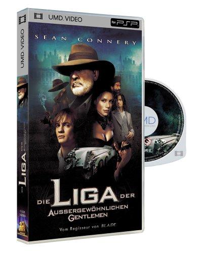 Die Liga der außergewöhnlichen Gentlemen [UMD Universal Media Disc]