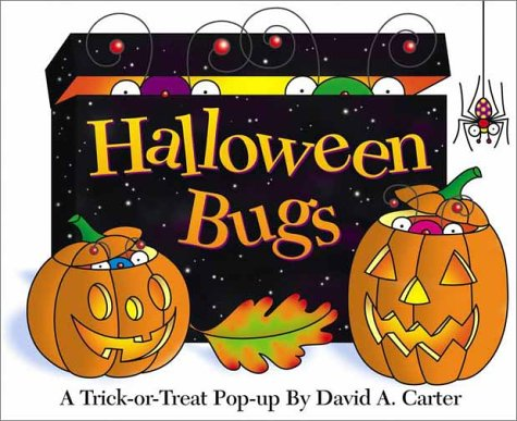 Halloween Bugs (David Carter's Bugs)
