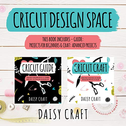Cricut Design Space audiobook cover art