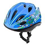 meteor Casco Bicicleta Bebe Helmet Bici Ciclismo para Niño - Cascos para Infantil - Bici Casco para Patinete Ciclismo Montaña BMX Carretera Skate Patines monopatines HB6-5 (S (48-52 cm), KS07 Arrows)