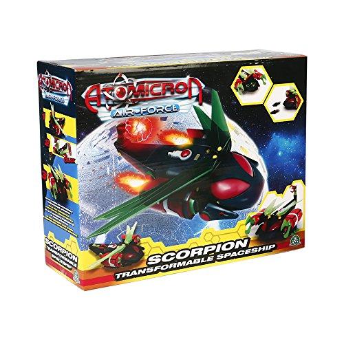 Giochi Preziosi–Atomicron, Fahrzeug umwandelbar Scorpion
