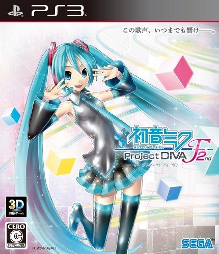 Hatsune Miku Project DIVA F 2nd [Japan Import]