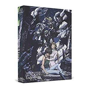 """新機動戦記ガンダムW Endless Waltz Blu-ray Box"""""""