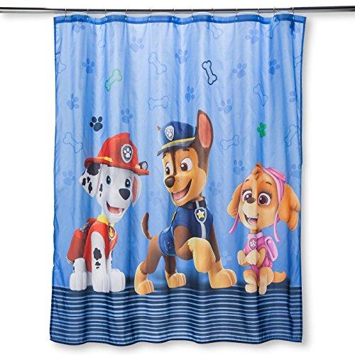 Franco Paw Patrol Shower Curtain