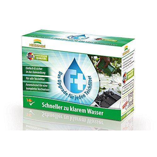 Heissner F+ - Das Upgrade für jeden Teichfilter - Jahresbox für Teiche von 2.000-40.000 Liter