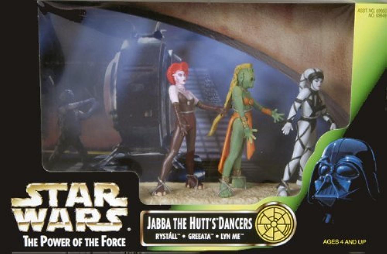 Jabba the Hutt's Dancers  3 Pack Cinema Scene by Star Wars
