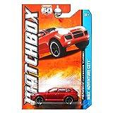 Matchbox Porsche Cayenne Turbo (RED) MBX Adventure City 60th Anniversary 2013 Basic Die-Cast Vehicle (#24 of 120)