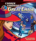 Carmen Sandiego s Great Chase Through Time (Jewel Case)