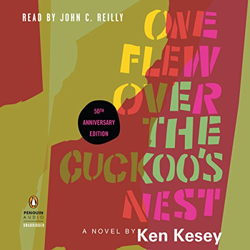 One Flew Over the Cuckoo's Nest     50th Anniversary Edition              By:                                                                                                                                 Ken Kesey,                                                                                        Robert Faggen (introduction)                               Narrated by:                                                                                                                                 John C. Reilly                      Length: 10 hrs and 32 mins     3,902 ratings     Overall 4.7