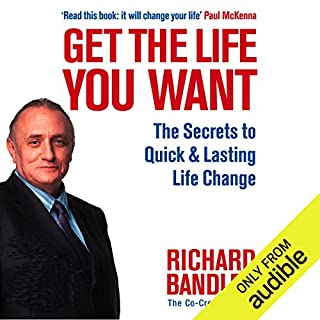 Get the Life You Want audiobook cover art