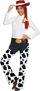 Womens Halloween Costume- Jessie Adult Costume Accessory Kit Deluxe
