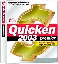 quicken 2003