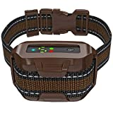 Best Bark Collar For Big Dogs - Q7 Pro - Professional Bark Collar Rechargeable, Microprocessor Review
