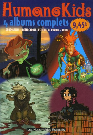 Humano Kids 4 albums complets