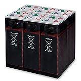 Plusenergy Baterías Estacionarias OPzS 6-420Ah-567Ah 12V / 6 Vasos - Apto para Instalaciones 12V / 24V /48V
