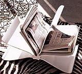 Kartell 4679/E5 Front Page Portariviste, Bianco