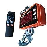 Báscula digital de grúa, portátil, portátil, industrial, con mando a distancia, para máquinas de precisión