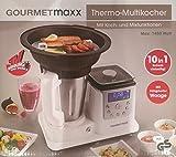 GOURMETmaxx - Thermo Multikocher - Mit Koch und...