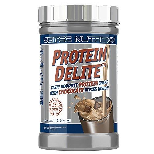 Protein Delite 500g alpine milk choc.