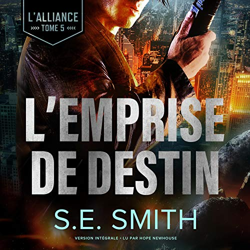 Couverture de L'Emprise de Destin