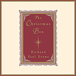 The Christmas Box audiobook cover art