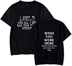 wish you were here astroworld shirt