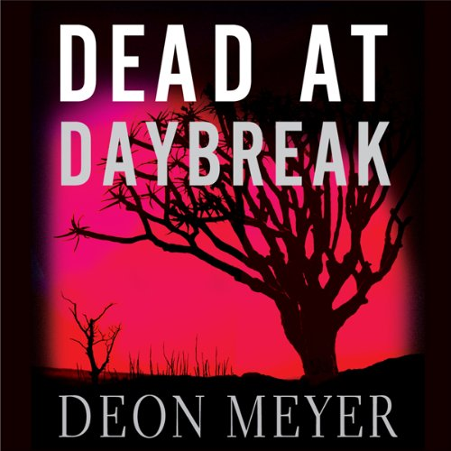 Dead at Daybreak audiobook cover art