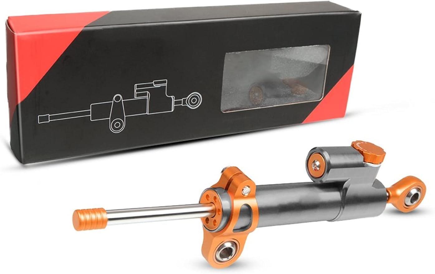 MOTOT Motorcycle Steering Damper A-prilia Houston Mall Fresno Mall Dorsod Stabilizer for