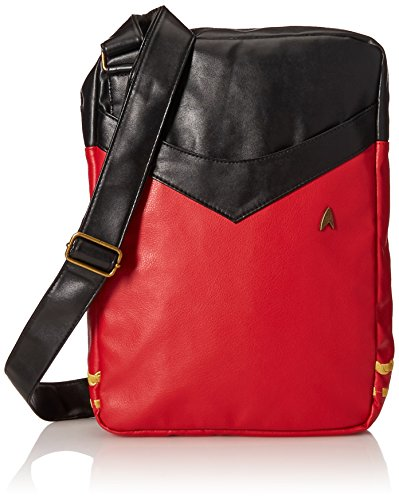 Star Trek The Original Series Laptop Bag Red Uniform