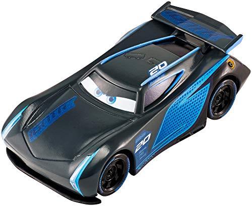 Disney Pixar Cars petite voiture Jackson Storm noire, jouet pour enfant, DXV34